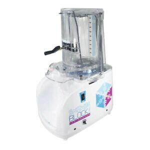 Snowie Block Pro Shaved Ice Machine Commercial Grade 120 V Ac