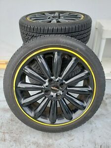 Mini Cooper John Cooper Works Wheels With Runflat Tires Set Of 4