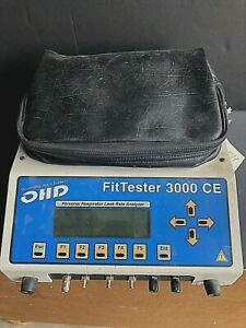 Fit Tester 3000 Ce From Respirator Quantitative Fit Tester 8470