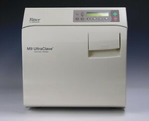 Ritter M9 Ultraclave Sterilizer Gen 2 new Style 90 day Warranty