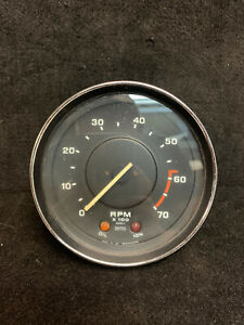 Smith S Tachometer Rpm Gauge Rn 2414 Ooas