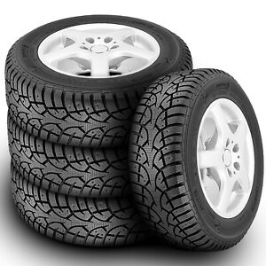 4 New Point S by Continental Winterstar St Suv 245 70r17 110t Winter Tires