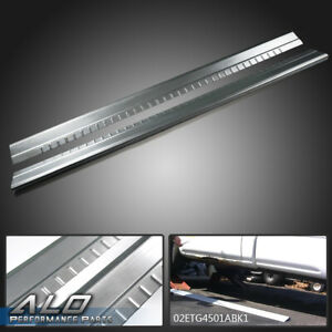 Pair Extended Cab Rocker Panels For Chevy Silverado Gmc Sierra 1500 1999 2007