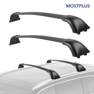 Roof Rack Cross Bar Crossbars For 2014 2019 Toyota Highlander Xle Limited Models