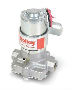 Holley Red Electric Marine Fuel Pump 67 Gph 5 Psi 712 801 1