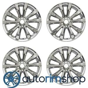 Chrysler 300 2015 2016 19 Oem Wheels Rims Full Set