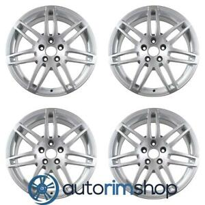 Audi A4 S4 2005 2010 18 Factory Oem Wheels Rims Set