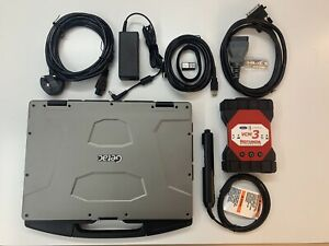 Ford Ids Gfdrs Vcmii Bosch With New Getac S410 G2 Windows 10 Enterprise Ltsc