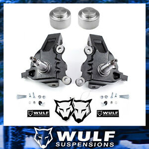 3 5 Front 2 Rear Lift Kit W Spindles For 1997 2002 Ford Expedition 2wd