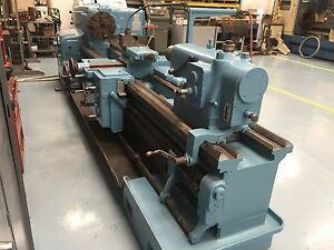 American Pacemaker 20 X 96 Style e Engine Lathe threading