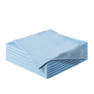 Microfiber Cleaning Cloth Car Polishing Towel Kitchen Dish Washing Drying Rag