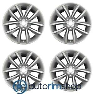 Kia Sorento 2016 2017 2018 17 Oem Wheels Rims Full Set