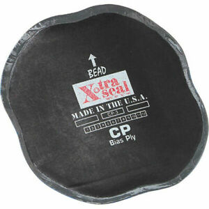 Xtra Seal 11 454 5 1 2 Square Bias Tire Repair Patch 4 Ply 10 bx