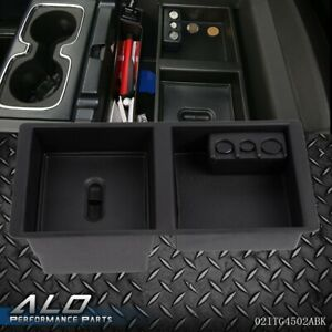 For 2014 2018 Part 22817343 Front Floor Insert Tray Gm Center Console Organizer