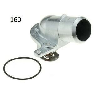 Ls1 Ls6 New 160 Degree Low Temp Thermostat And Housing Camaro Corvette 400