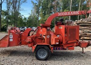 Morbark Storm 2012d With Only 171 Original Hours 2933