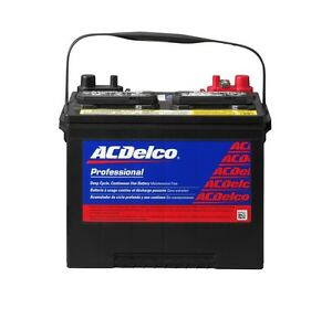 Acdelco Dc24 Battery