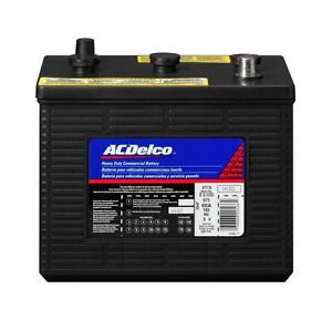 Acdelco 417a Battery