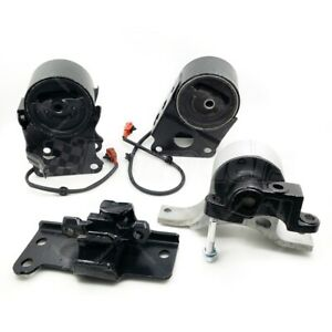 New Engine Motor Transmission Mounts For Nissan Maxima Altima Quest 3 5l