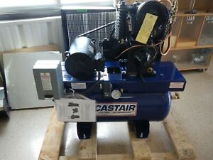 New Castair 5hp Compressor