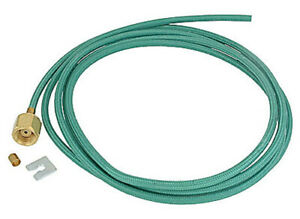 Smith Little Torch 8ft Replacement Oxygen Hose Green Assembly 13254 1 8