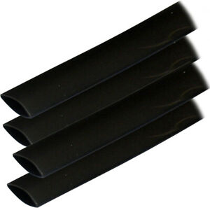 Ancor 306124 Adhesive Lined Heat Shrink Tubing alt 3 4 X 12 4 pack