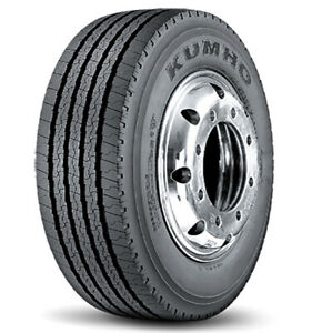 4 New Kumho Krs03 275 70r22 5 Load H 16 Ply Front Commercial Tires