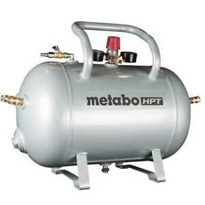 Metabo hpt Ua3810abm 10 gallon Asme Certified Reserve Air Tank New