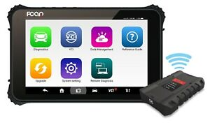 Fcar F6 Plus Wireless Android Auto Bidirectional Professional Scanner With Ip67