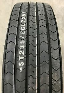 4 New Tires 235 85 16 K9 Gl285t 14 Ply All Steel Trailer St St235 85r16 Samson
