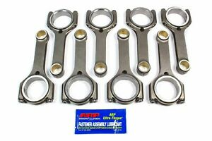 Scat 2 350 6000 2000 Qls Small Block Chevy 302 327 6 000 H Beam Connecting Rods