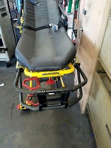 Stryker Performance Gurney Pro Xt 700 Lb Emt Ambulance Gurney Stretcher