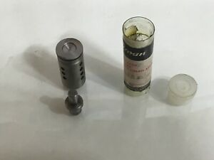 Lyman 357 Bullet Sizing Die for Lyman 4500 Lube Sizer RCBS Lube-- 429 Top Punch