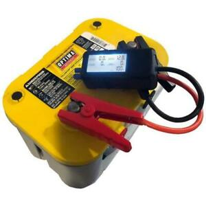 Heavy Duty 12 Volt Micro jump Starter Cable With Digital Battery Tester 5900
