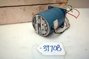 Superior Electric Slo syn Synchronous Stepping Motor M062 ls04 inv 39708