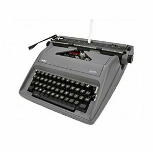 Royal 79103y Epoch Manual Typewriter Gray