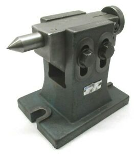 Yuasa Adjustable Tailstock For 10 Rotary Table 553 301