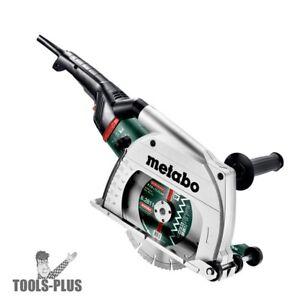 Metabo 600435620 T24 230 Mvt Ced 9 Concrete Cutter W Ced Shroud New