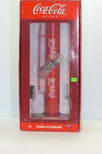 K-Line COCA COLA BEACON TOWER WITH ROTATING BOTTLE Illuminated K-013104 w/ box