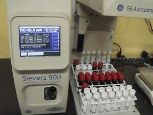 Ge Sievers Suez Toc 900 Laboratory Toc Analyzer Autosampler W Software Extras