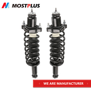 Rear Pair Complete Shock Struts Assembly For 2007 2016 Jeep Patriot Compass
