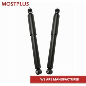 Rear Shock Struts Absorbers Pair For 1994 2004 Ford Mustang Lh Rh Set
