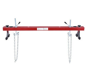 1100lbs Engine Load Leveler Capacity Support Bar Transmission With Dual Hook