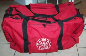 Seco Xl Firefighter Turnout Gear Bag Duffle