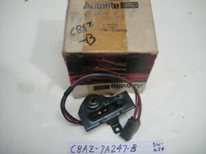 Nos Oem Genuine 1968 69 70 Ford Galaxie 500 Xl Neutral Safety Switch Console