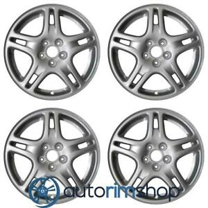 Subaru Impreza 2002 2005 16 Factory Oem Wheels Rims Set