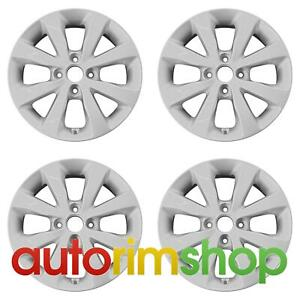 Kia Rio 2012 2015 15 Factory Oem Wheels Rims Set