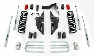K2091b Pro Comp 4 Inch Lift Kit 2013 Ram 3500 4wd Diesel Free Gift Included