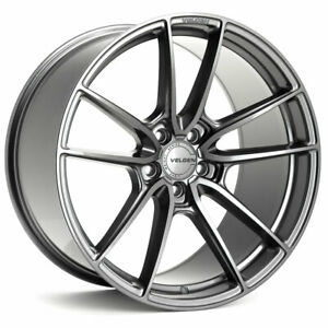20 Velgen Vf5 Grey 20x9 20x10 5 Forged Wheels Rims Fits Infiniti Q50 Q50s