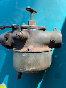 Early Model T Ford Holley Carburetor Original Dec 22 1914